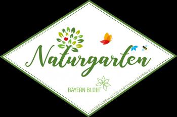 Naturgarten Plakette